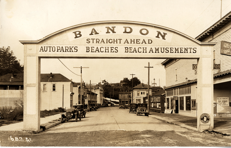 Old Bandon Arch